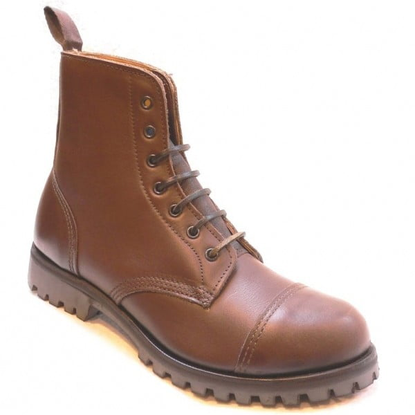 78TC Traditional Work Boot Rufflander Safety Boots From